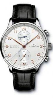 Iwc IWC Portuguese chronograph automatic svájci karóra AKCIÓBAN 0e59002d02