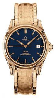 Omega Omega De Ville Co-axial 18k arany karóra. bb367533f9