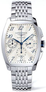 Longines Evidenza Chronograph Automatic Men Watch 9c50bb759a