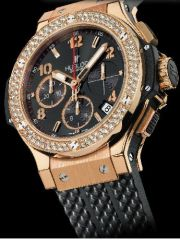 Hublot Hublot Big bang diamond 41mm chronograph óra 9c890611c7